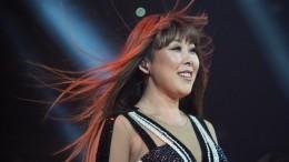 Анита Цой поддержала Юлию Началову переживающую тяжелую болезнь