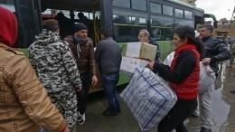 Видео: Сирийским беженцам помогут найти дом иработу