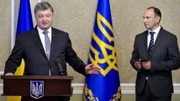 Порошенко уволил главу внешней разведки Божко