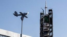 Прямая трансляция старта ракеты «Союз ФГ» скосмодрома «Байконур»