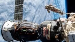 Прямая трансляция стыковки «Союза МС-12» сМКС