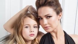 Дочь Валерия Тодоровского иЕвгении Брик делает первые шаги вГолливуде— фото