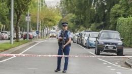 Полиция Новой Зеландии уточнила число жертв атаки намечети