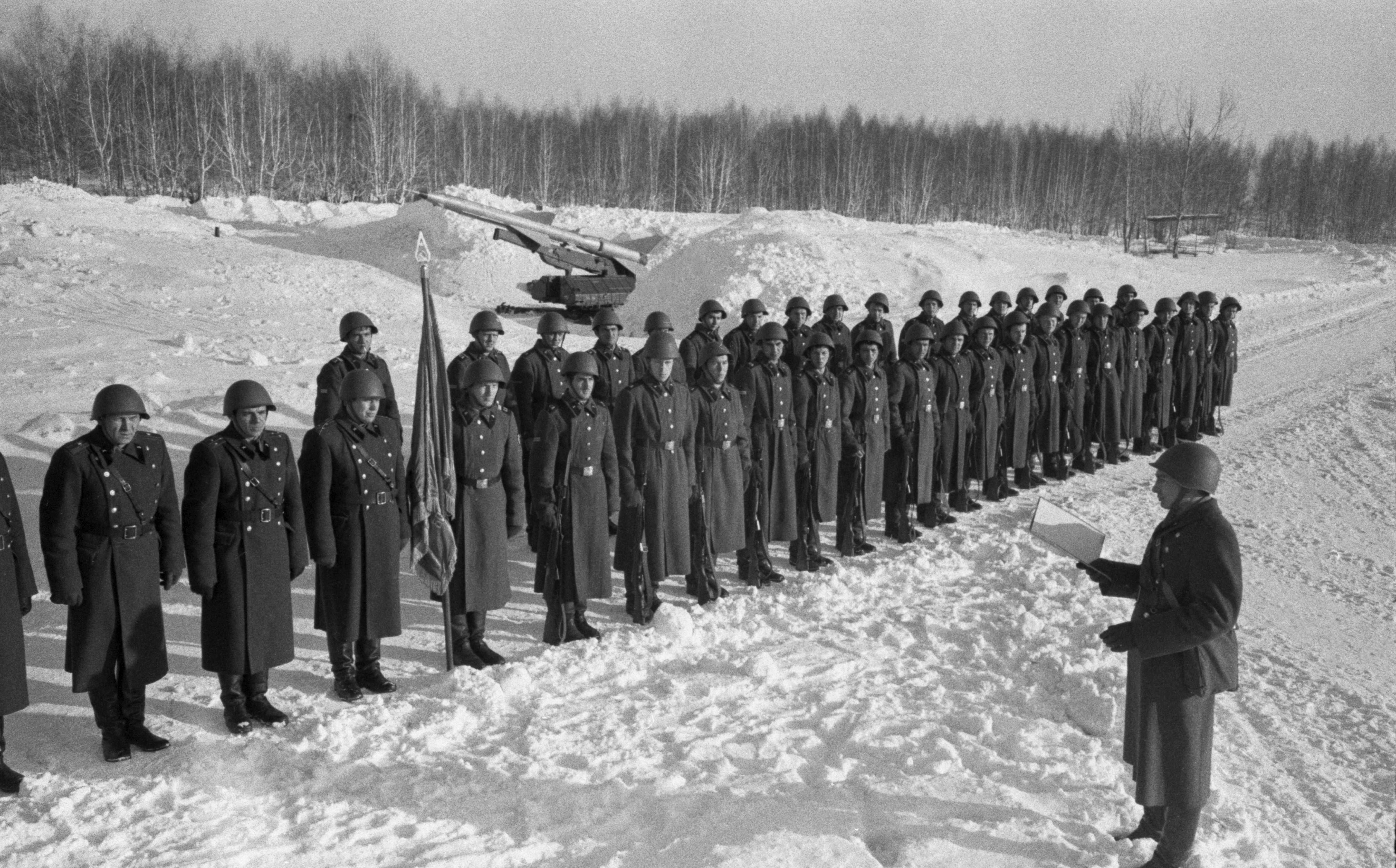 Войска противовоздушной обороны СССР, 1981 год