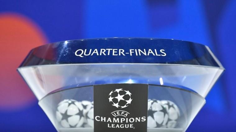 Фото: Стали известны четвертьфинальные пары Лиги чемпионов