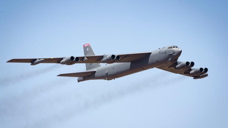 США усиливает группировку стратегических бомбардировщиков вЕвропе