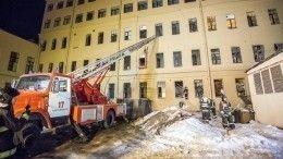 ВПетербурге завершили обследование корпусов ИТМО, где обрушилась кровля здания