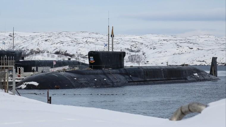 Морские мускулы: ВСША опасаются российских подлодок вАрктике