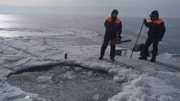 Видео: ВБайкале утонула «Нива» сдвумя пассажирами