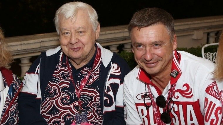 «Ябы хотел договорить спапой»: Старший сын Табакова оботношениях сотцом
