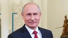 Путин 19марта встретится спобедителями конкурса «Лидеры России»
