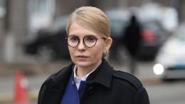 «Кусать неосмелилась!»— Тимошенко побрезговала «народным» хот-догом