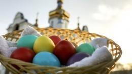 Три самых необычных способа покрасить яйца кПасхе