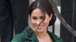 Фото: Меган Маркл наконец-то выбрала наряд, который устроилбы королеву