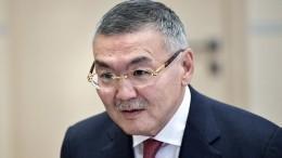 Глава Калмыкии Алексей Орлов подал вотставку— видео