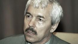 ВСимферополе задержан Юрий Мешков, возглавлявший Крым в90-х