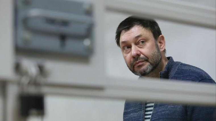 Апелляцию Вышинского передали впалату Верховного суда Незалежной