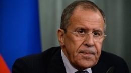 Лавров раскритиковал Киев заотказ вдопуске российских наблюдателей навыборы