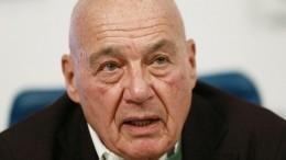 Владимир Познер объяснил пренебрежительное отношение кженщинам вРоссии