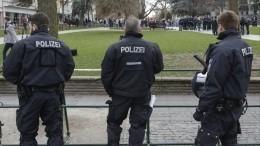 11 человек задержали вГермании поподозрению вподготовке теракта