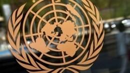 ООН ответила Трампу назаявление об«израильских» Голанских высотах