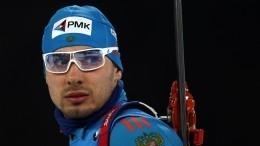 Биатлонист Шипулин готовится квыборам вГосдуму
