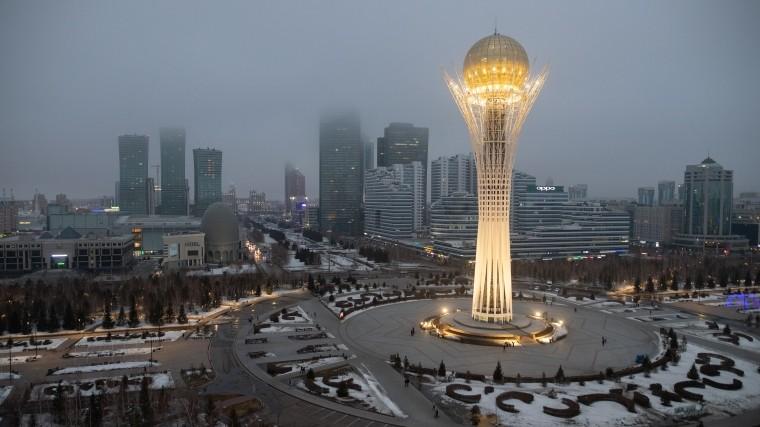 Переименование столицы Казахстана нетребует замены документов для жителей города