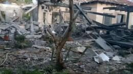 Видео: Шестеро израильтян ранены после обстрела изсектора Газа