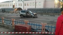 Фото: Четыре человека погибли при столкновении двух легковушек вБрянске