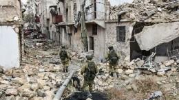 Минобороны РФ: Трое российских военных погибли вСирии