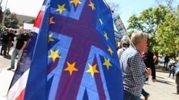 Видео: Британские депутаты проголосовали заопределение Brexit парламентом