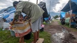 США блокировали доступ кбеженцам лагеря «Эр-Рукбан»