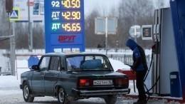 Цены натопливо вРоссии заморожены долета