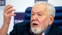 Режиссер Сергей Соловьев экстренно госпитализирован вМоскве
