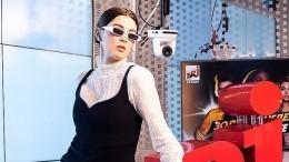 Maruv, непопавшая на«Евровидение» из-за концертов вРФ, приехала вМоскву