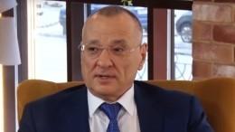 Видео: Избранный мэр Белгорода вышел наприсягу под музыку из«Звездных войн»
