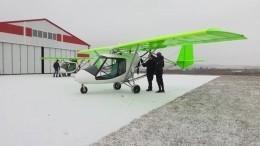 Священник пытался спасти пилота рухнувшего наВологодчине самолета, нонесмог