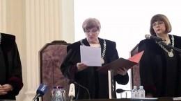 МИД РФназвал суд вЛитве пособытиям 1991 года политизированным