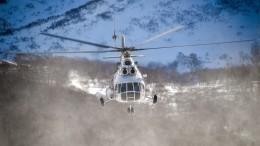 Все 13 человек, находившиеся наборту рухнувшего вертолета вКазахстане, погибли