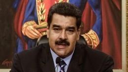 «Дьявольские марионетки»: Мадуро назвал виновников блэкаута вВенесуэле