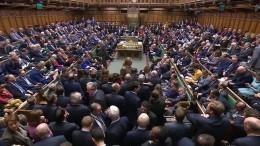 Без вариантов— Британский парламент «прокатил» все альтернативы поBrexit