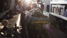 Смертельная авария вГватемале: погибли минимум 30 человек— видео сместа