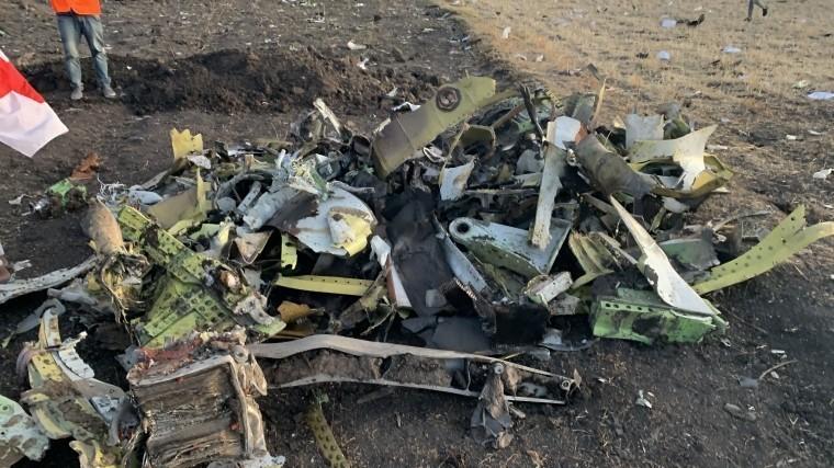 Названа предварительная причина крушения Boeing вЭфиопии— видео
