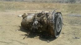 МиГ-27 потерпел крушение вИндии