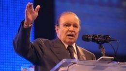 Президент Алжира готовится объявить освоей отставке