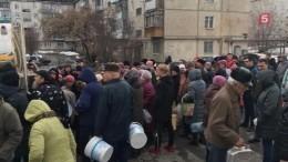 Авария нанасосной станции оставила жителей уральского города без воды