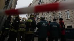 Два человека погибли врезультате обрушения здания вСаранске