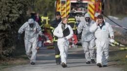 СКРФвозбудил уголовное дело пофакту гибели россиян вавиакатастрофе вГермании
