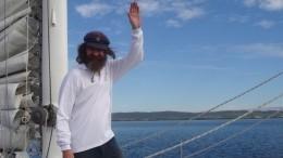 Шторм перевернул лодку знаменитого путешественника Федора Конюхова