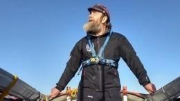 Федор цел, идет «вслепую»: Оскар Конюхов опоследствиях шторма вЮжном океане